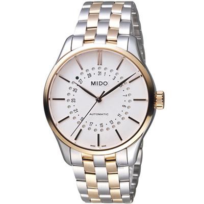 MIDO美度Belluna雋永系列日期窗腕錶(  M0244072203109)-33mm