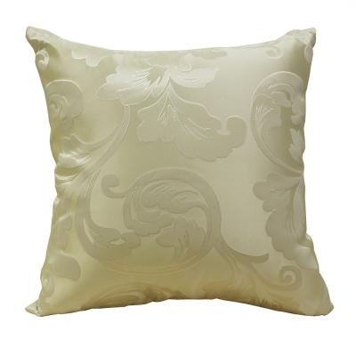 日創優品 菲羽高密度織法緹花布抱枕-45x45cm-兩色可選