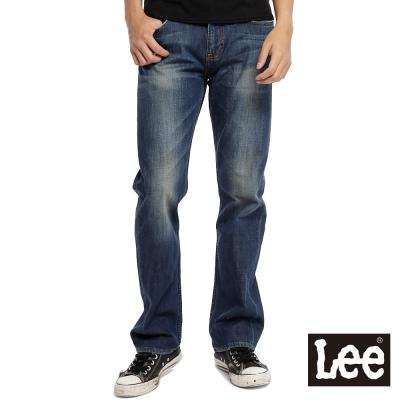 Lee-Clark-743-舒適小直筒牛仔褲-男款-中古藍