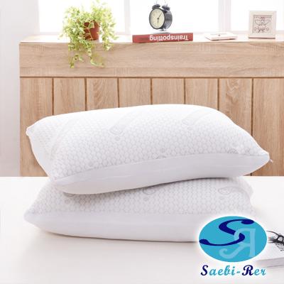 沙比瑞爾Saebi-Rer-3D銀離子枕(2入)