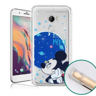 迪士尼正版 HTC One X10 5.5吋 空壓安全手機殼(米奇)
