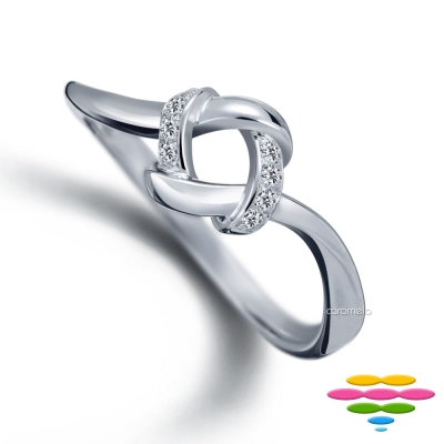 彩糖鑽工坊 鑽石戒指 結系列