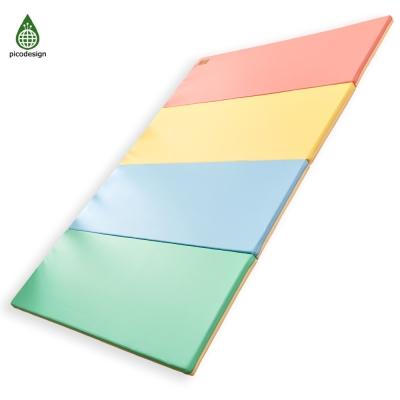 韓國 Pico design 皮可設計無毒地墊 - 馬卡龍棒棒糖款(大)
