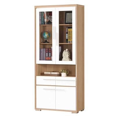 ROSA羅莎 布爾文2.64尺中抽書櫃