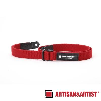 ARTISAN & ARTIST 經典款相機背帶 ACAM-108(紅)