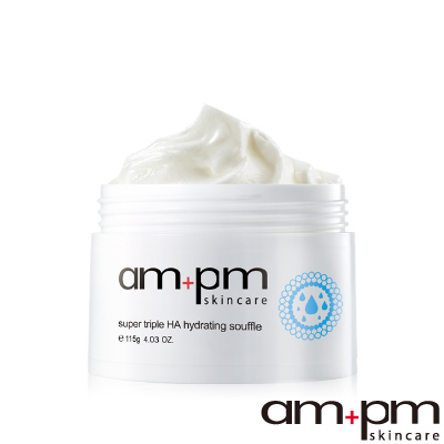 ampm牛爾 三重玻尿酸保濕舒芙蕾 115g