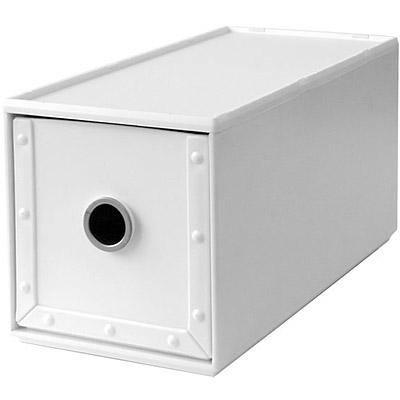 Waybe PP收納盒(白S)