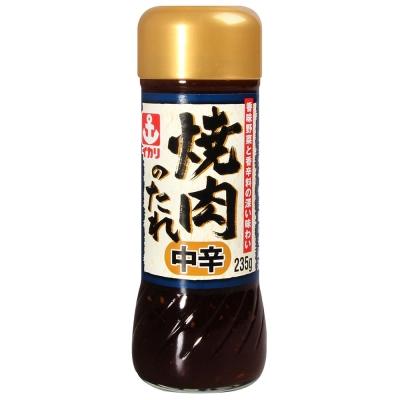 KARI燒肉醬-中辛(235g)