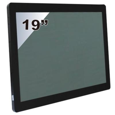Nextech P系列 19吋-室外型 電容式觸控螢幕(前防水+高亮度)
