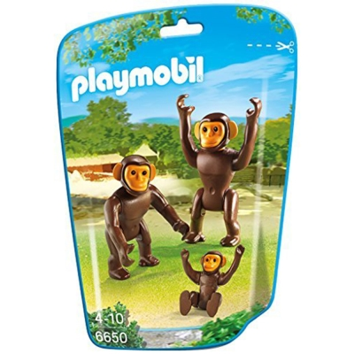 playmobil-可愛小狒狒
