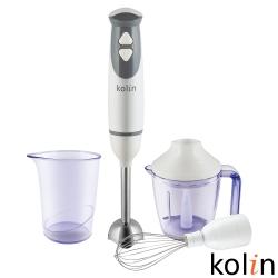 歌林Kolin-4件式電動食物料理棒(KJE-MN208)