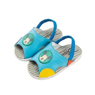 迪士尼 米奇 經典造型 嗶嗶涼鞋