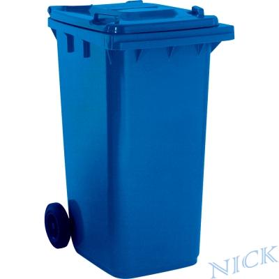 【NICK】中型二輪資源回收拖桶(四色可選)