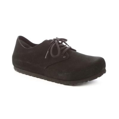 勃肯BIRKENSTOCK 672241。緬因 休閒包鞋 (黑)