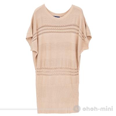 ohoh-mini孕婦裝 四季百搭針織長版孕婦上衣
