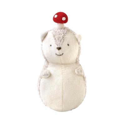 Hoppetta 刺蝟小蘑菇搖鈴