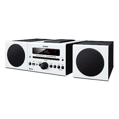 Yamaha 桌上型音響 MCR-B043-白系