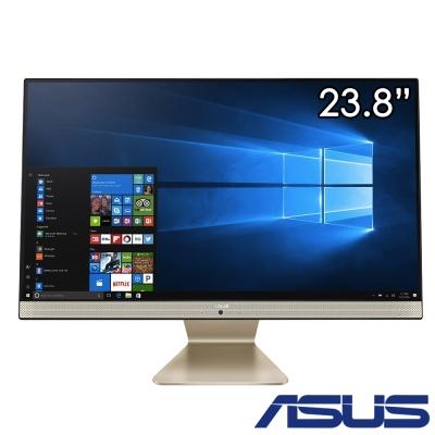 ASUS  V241 24型窄邊框觸控液晶電腦(i5-8250U/1T/8G/FHD