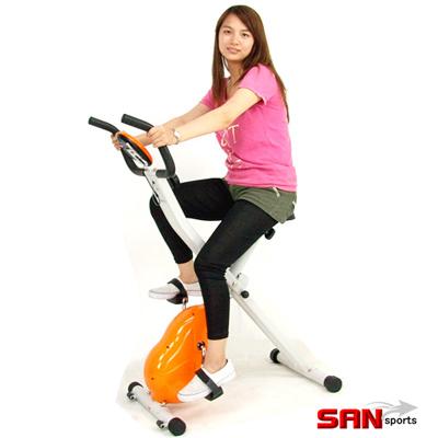 SAN SPORTS 山斯伯特  飛輪式MAX磁控健身車