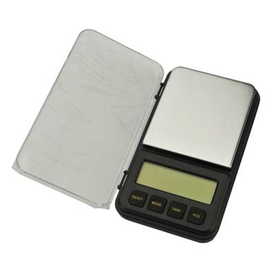 DIGITAL SCALE 電子磅秤 500g/0.01g-黑色(HK0515BK)