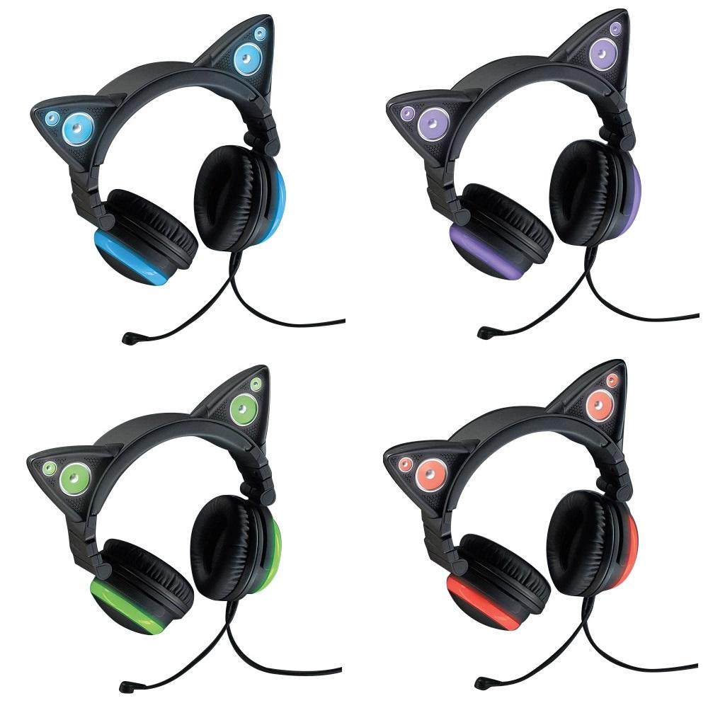 Axent Wear 貓耳頭戴式耳機