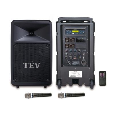 TEV 藍芽/CD/USB/SD雙頻無線擴音機 TA780B-2