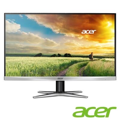 acer G277HU 27型2K高解析薄邊框電腦螢幕