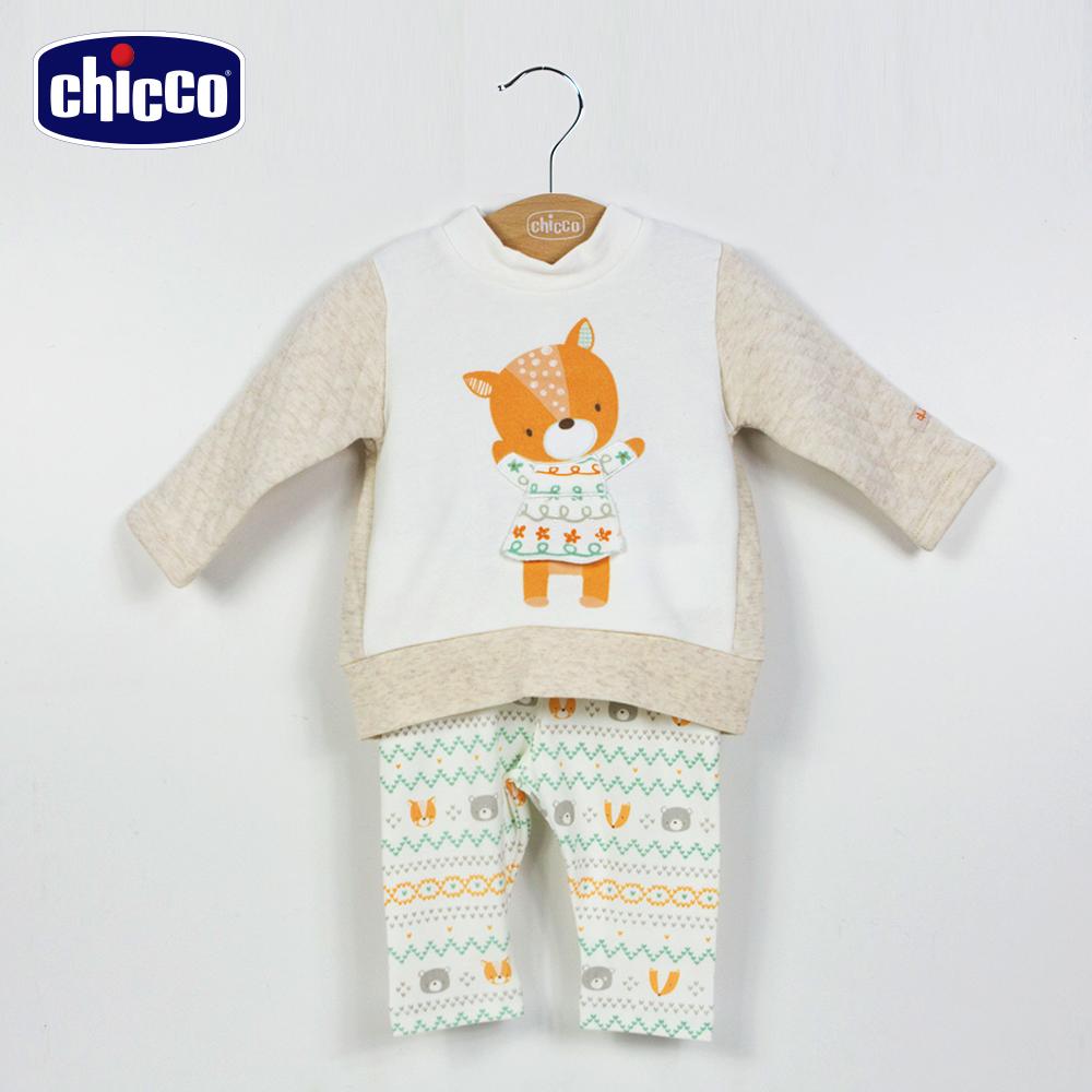chicco動物森林長上衣套裝(12個月-24個月)