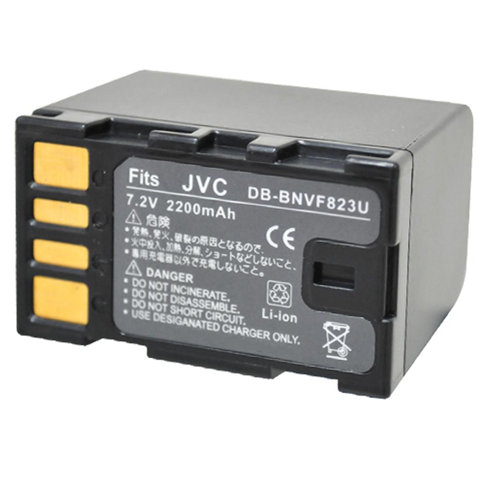 JVC BN-V823 攝影機專用鋰電池(免接線)