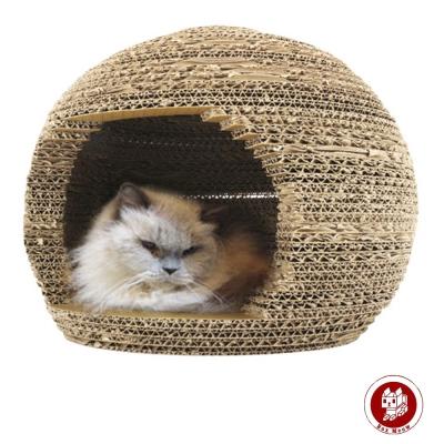 Box Meow 瓦楞貓屋-小巨蛋 (CS005)