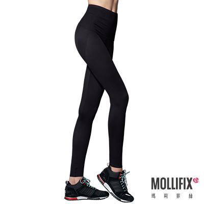 Mollifix MoveFree提臀動塑褲(黑)
