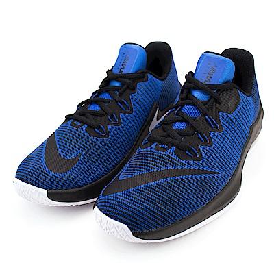 NIKE-女籃球鞋943810400-藍