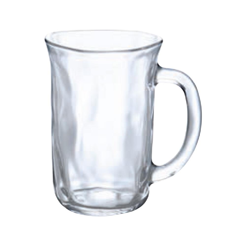 日本ADERIA 手仿陶啤酒杯310ml (3入)