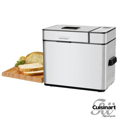 Cuisinart美國美膳雅微電腦全自動製麵包機CBK-100TW