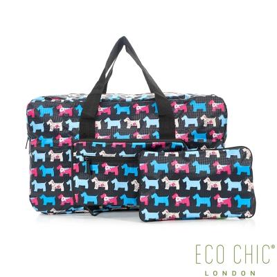 英國ECO CHIC時尚旅行袋-雪納