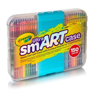 美國crayola 繪兒樂 彩色創造力超值組(5Y+)