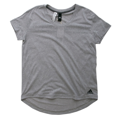 Adidas-愛迪達-3S-短袖上衣-女