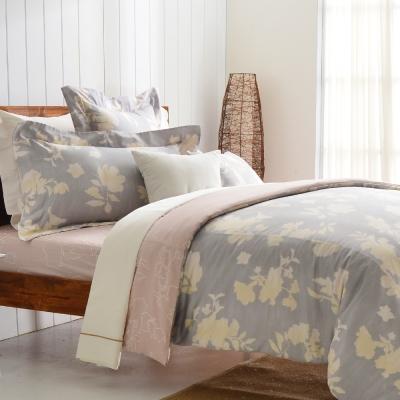 Cozy inn 千玉-300織精梳棉四件式被套床包組(加大)