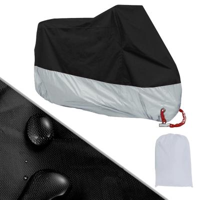 加厚機車套 防塵套 摩托車罩 遮雨罩
