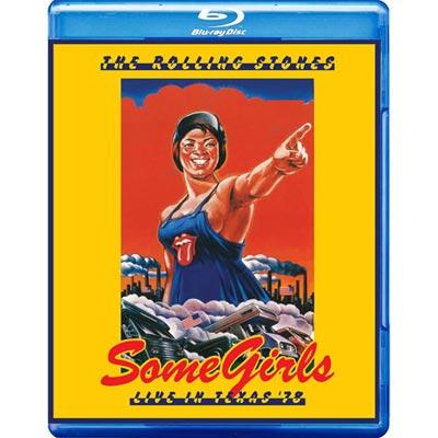 滾石合唱團 - 「女孩大不同」德州演唱會 藍光BD+CD