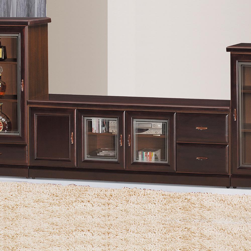 Bernice-利奇5.3尺實木電視櫃/長櫃-160x45x61cm