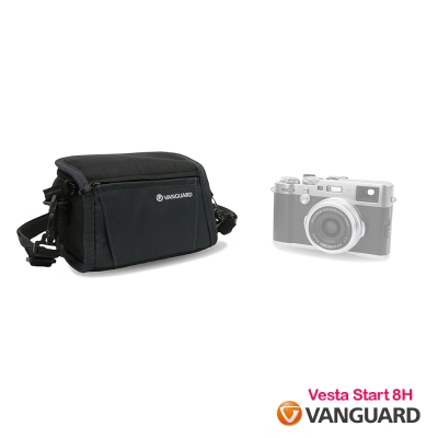 VANGUARD 精嘉 唯它黑匣  微單眼相機包 Vesta Start