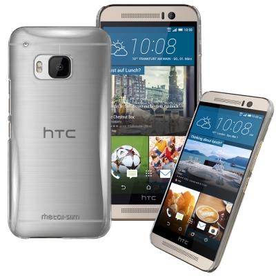Metal-Slim HTC One(M9) 高抗刮PC透明系列保護殼