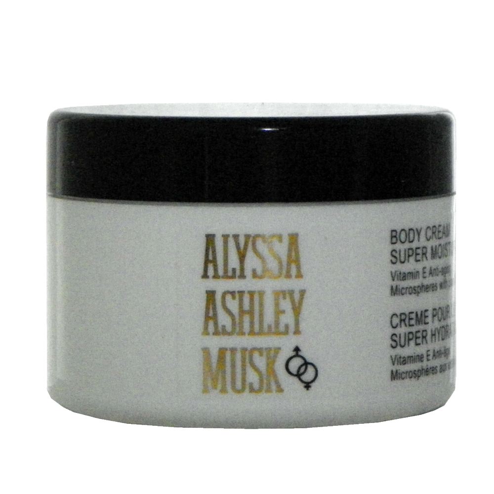Alyssa Ashley Musk Body Cream 白麝香身體滋潤乳霜 250ml