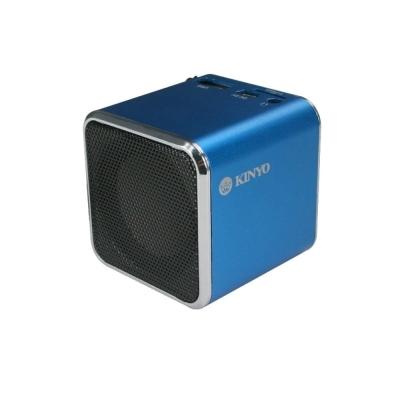 KINYO音樂盒USB讀卡喇叭MPS-372
