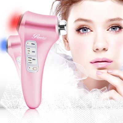 沛莉緹Panatec 兩用嫩膚儀 粉色限量版 K-507P