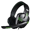 X-SHARK 重低音頭戴式電腦遊戲耳麥/耳機(KX101)