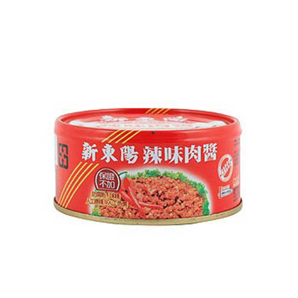 新東陽 辣味肉醬(147gx3入)