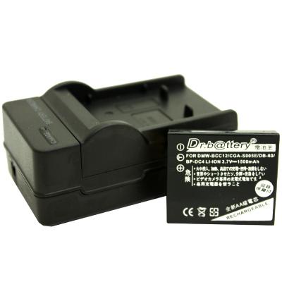 電池王 For PENTAX D-LI106 高容量鋰電池+充電器組