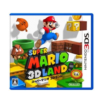 馬利歐3D樂園- 3DS 日版 日文版